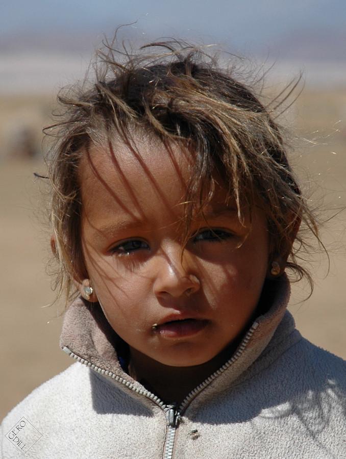 Kind der Wüste