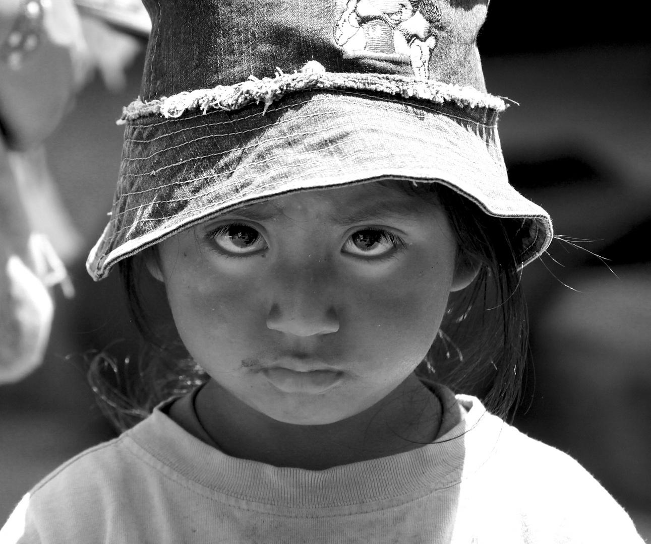 Kind in Ecuador