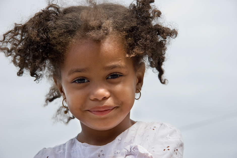 Kinder der Kapverden