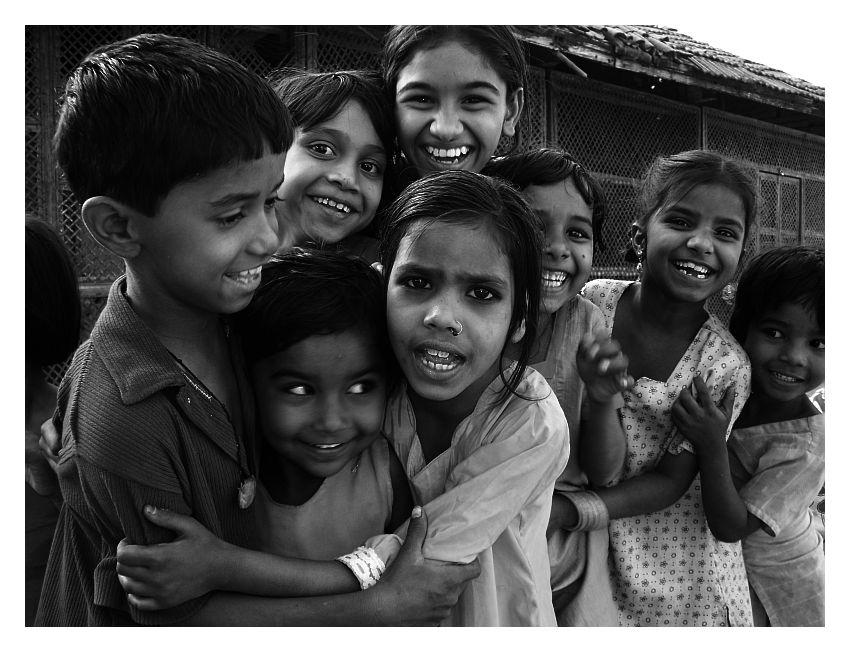 Kinder in Barwaha