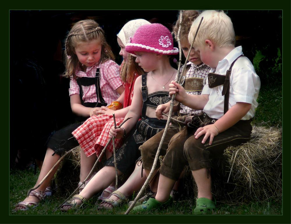Kinder - in der Steiermark