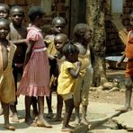 Kinder in Loubomo
