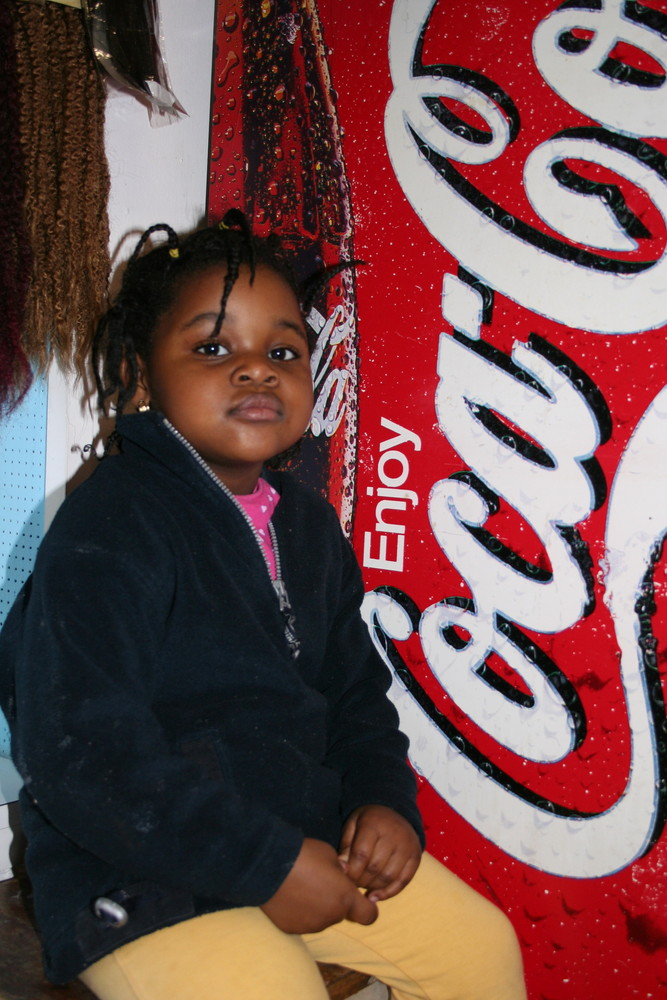 Kinder lieben Coke