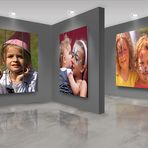 Kinder-Portraits
