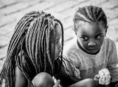 Kinder Südafrika No. 2