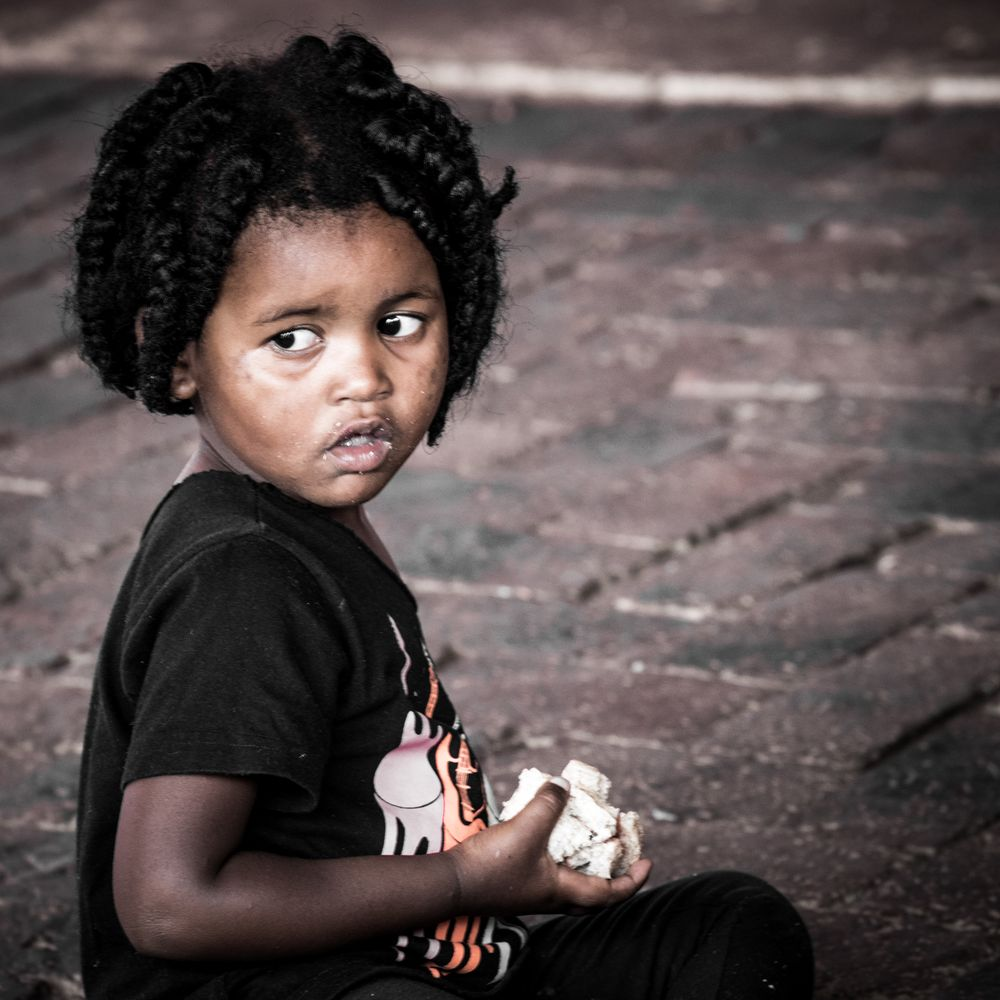 Kinder Südafrika No. 3