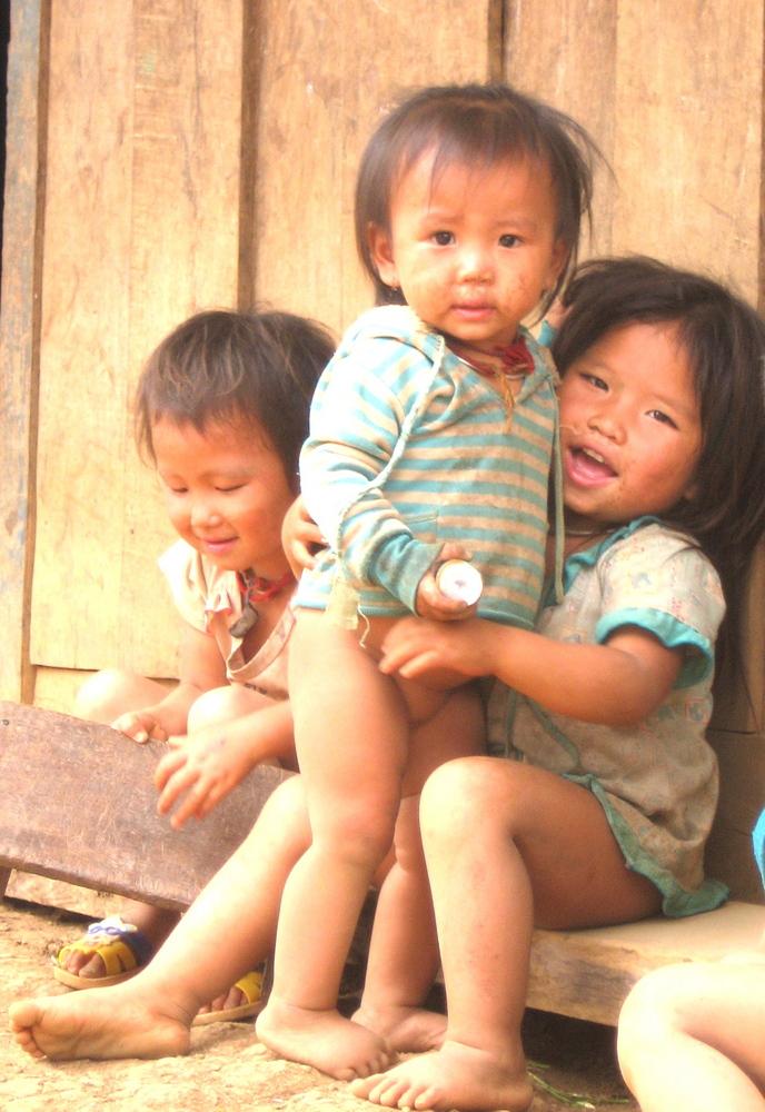 Kindergarten Laos Foto & Bild   kinder, kinder ab 2