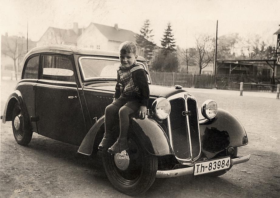 Kinderglück so um 1935