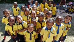 Kindergruppe in Kharthum/Sudan....................