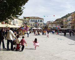 Kinderkarneval in Nafplio
