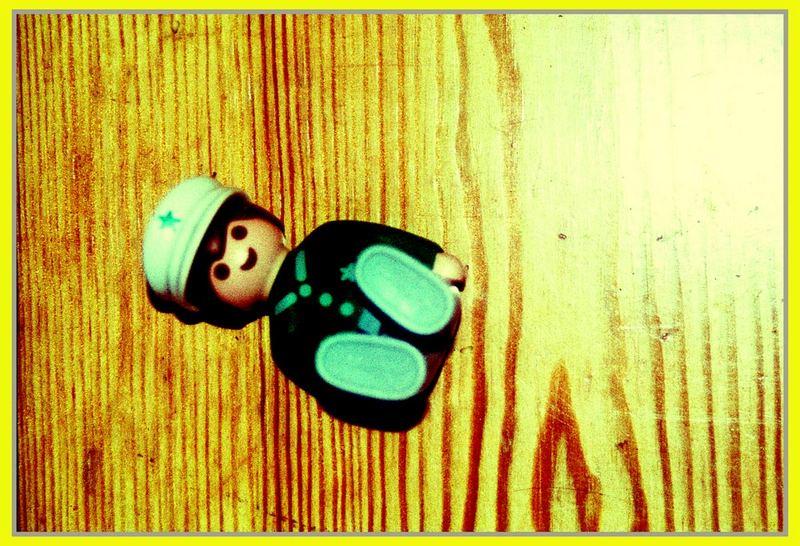 kinderkunst 4: polizist, erledigt