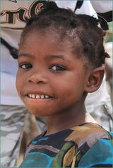 Kinderportrait in Sambia MTF