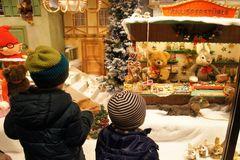 Kinderstaunen im Advent