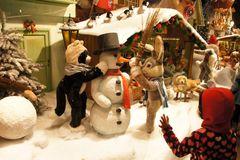 Kinderstaunen in der Adventszeit