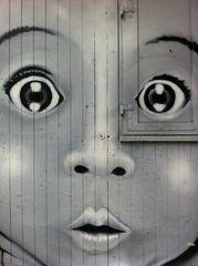 Kindertraumhausfensterladenbild
