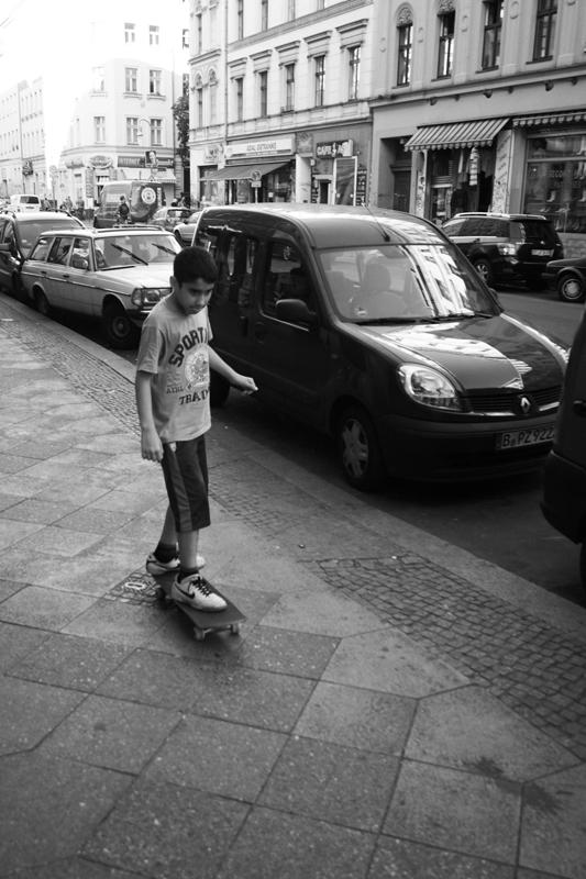 Kindheit in der Stadt