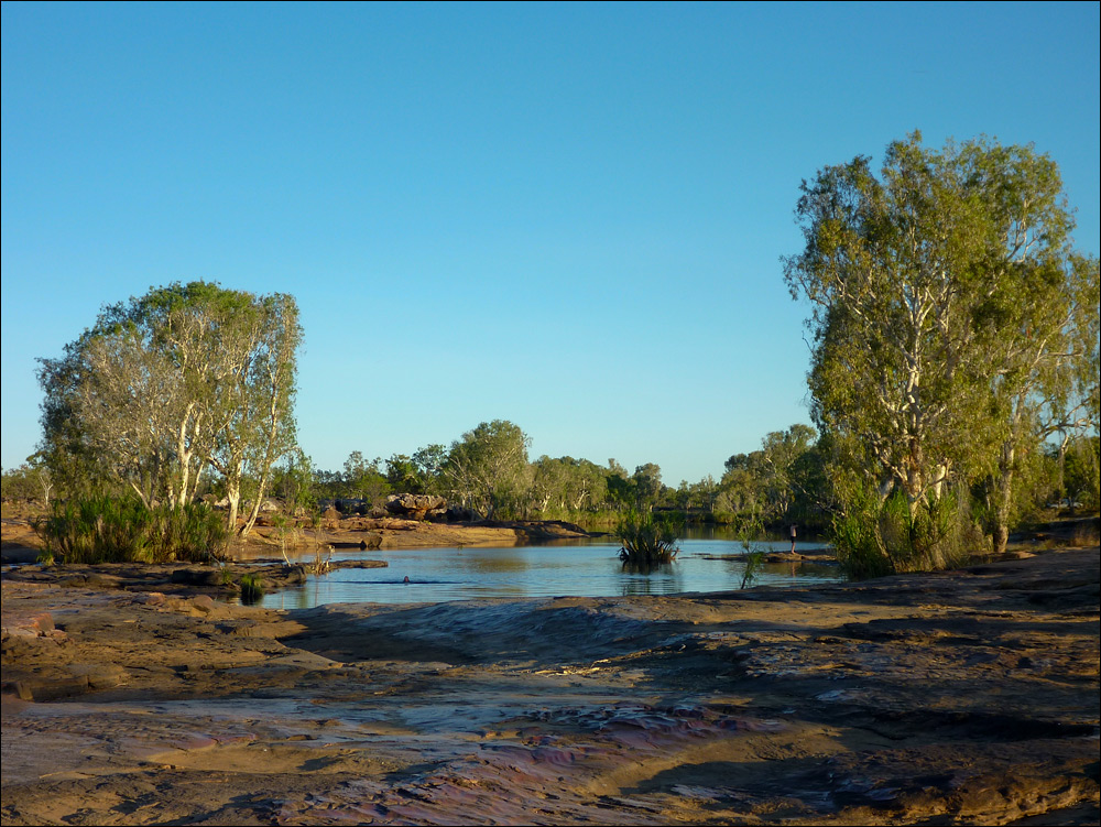 King Edward River II