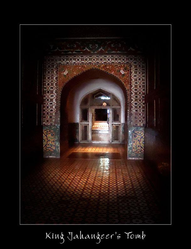 King Jahangeer's Tomb