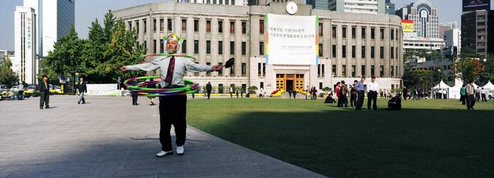 king of city hall