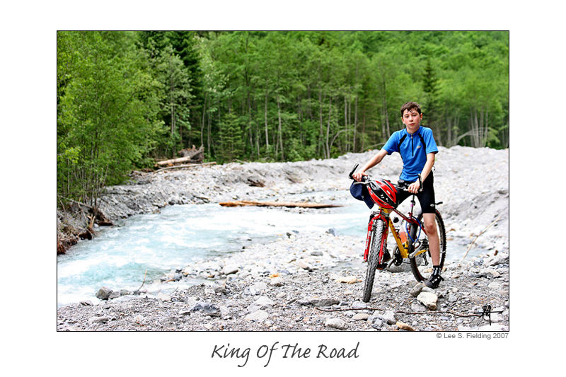 [ King Of The Road ]