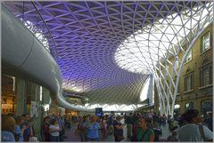King's Cross Bahnhofshalle 1