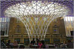 King's Cross Bahnhofshalle 3