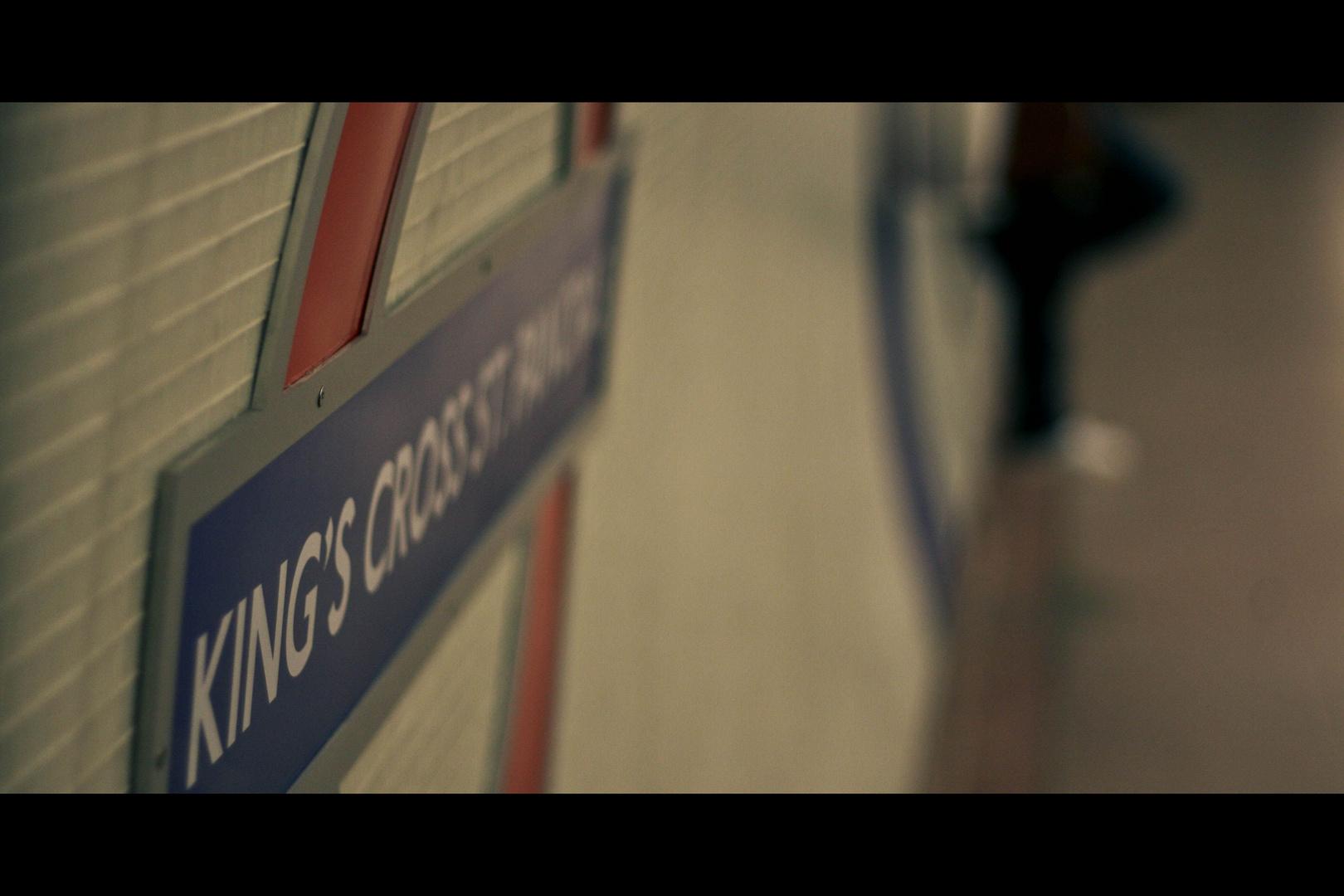 king's cross / london.