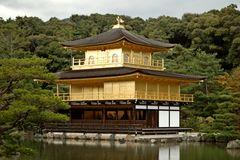 Kinkaku-Ji, Goldener Pavillon.