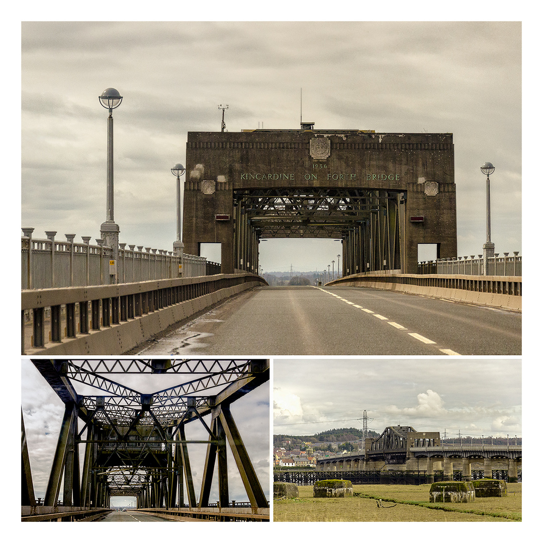 Kinkardine on Forth Bridge