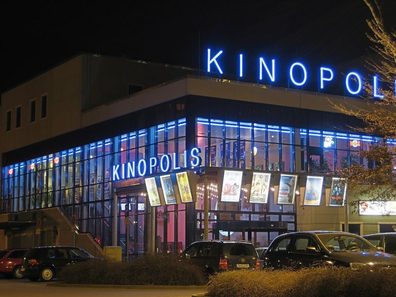 Programm Kinopolis Leverkusen