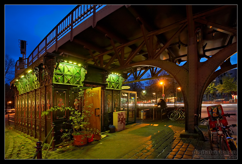 Kiosk am Schlesischen Tor