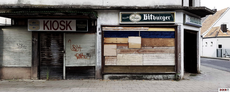 Kiosk-Kultur vergangener Tage