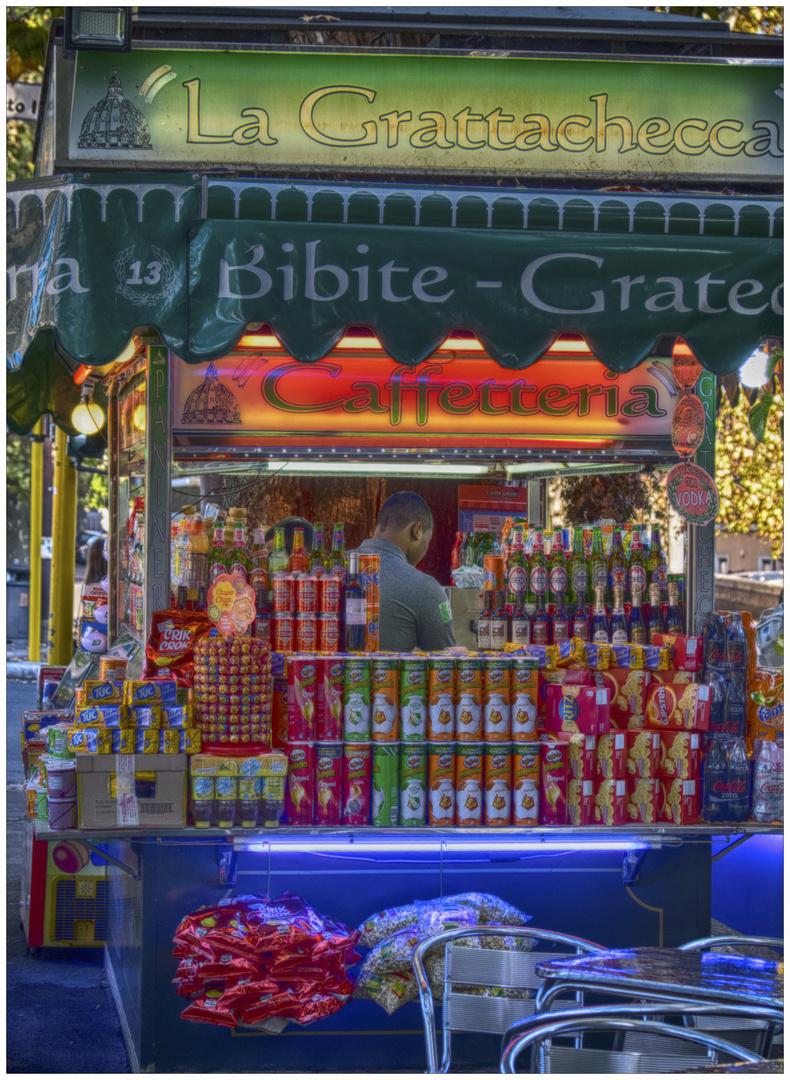 Kiosk - Rom
