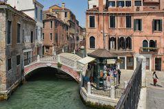 Kiosk Venedig