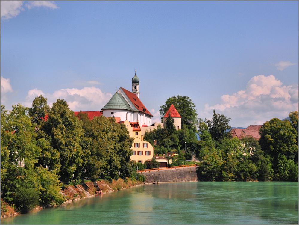Kirche am Lech