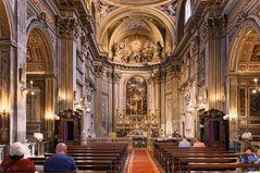 Kirche am Trevibrunnen
