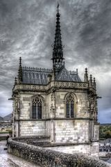 Kirche auf Chateau Amboise