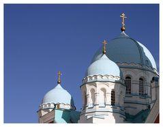 Kirche auf der Insel Valaam