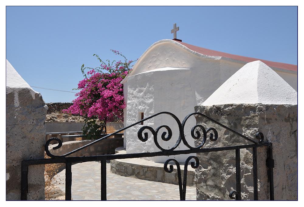 Kirche auf Patmos #2