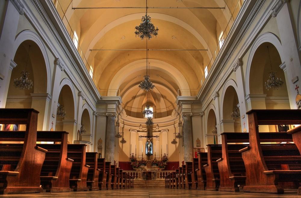 Kirche auf Sardinien