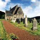 Kirche bei Loch Linnhe