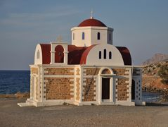 Kirche bei Sitia / Kreta 2009