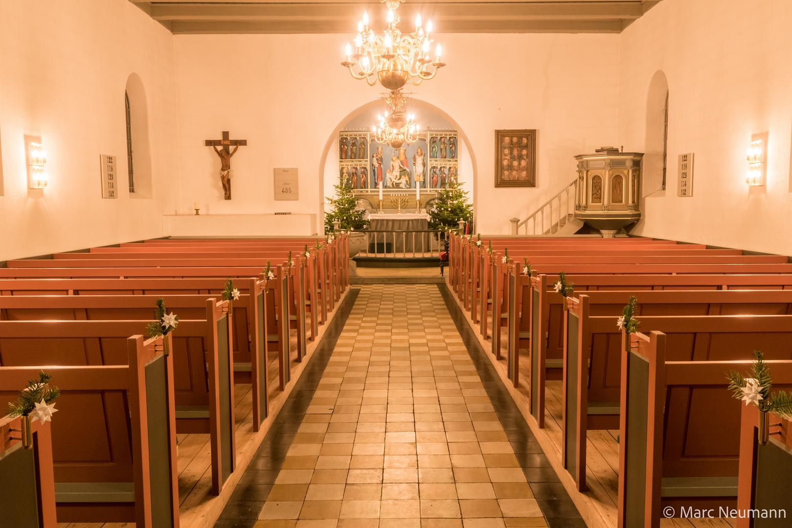 Kirche Blåvand