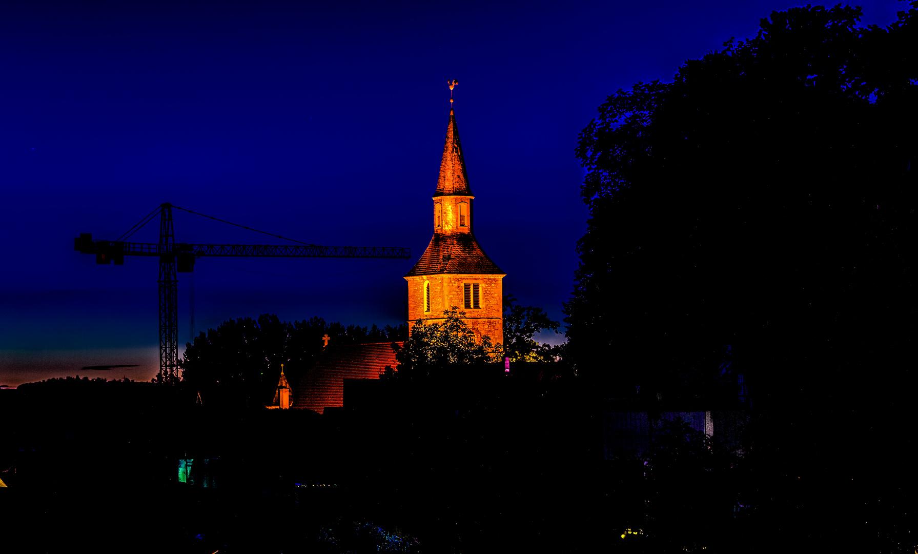 Kirche Daheim