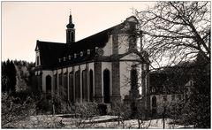 Kirche des Zisterzienserklosters Himmerod/Eifel