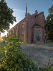 Kirche Ditzumerverlaat