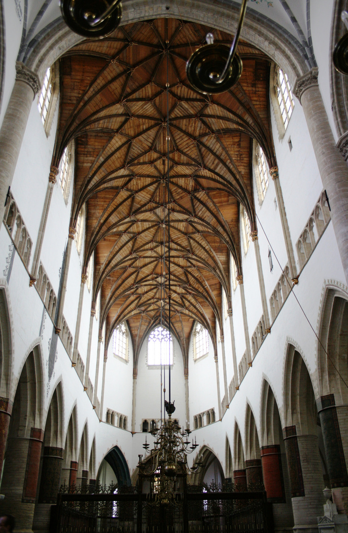 Kirche Dom Kloster Sint Bavokerk in Haarlem (Niederlande) (17.03.2012)(7)