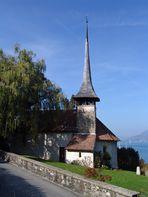 Kirche Einigen am Thunersee