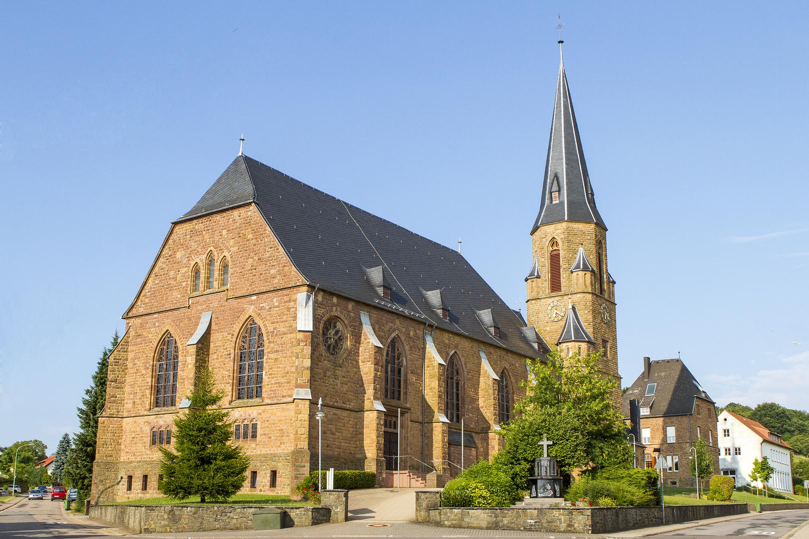 """Kirche """"Herz Jesu"""""""