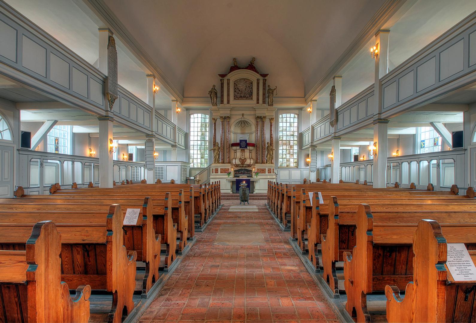 Nienstedten Kirche